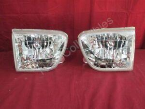 NOS OEM Mercury Mountaineer Headlamp Light 1998 - 01 PAIR