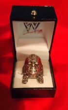 ULTRA RARE NEW OFFICIAL WWE The Undertaker Finger Ring WrestleMania RAW WWF XMAS