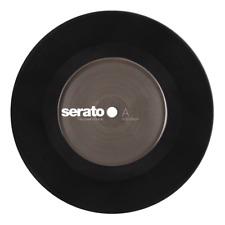 "7"" Serato Standard Colors - Black (Pair) Control Vinyl"