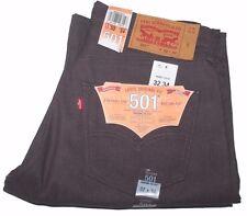 LEVIS 501 PURPLE JEANS STRAIGHT LEG 00501-2310 CRISPY SHRINK TO FIT Sz 40x30