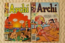 ARCHI COMIC LOT OF 2, MEXICO, COMO BATMAN, SUPERMAN, KALIMAN, PAJARO LOCO (L1)