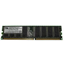 Promos 256mb DDR Pc2700u 333mhz DIMM 184-pin Memory PC Computer Module
