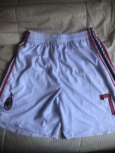 AC Milan Soccer Shorts