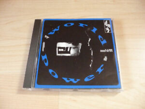 CD Snap - World Power - 1990 incl The Power + Ooops Up + Cult of Snap + Mary had