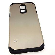 Samsung Galaxy S5 G900W8 Slim Hybrid Hard Armour Tough Shockproof Cover Case 5.1