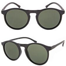 f10c92c288 Retro Round Lennon Celebrity DESIGNER Frame Vintage Remade Sunglasses 60s  Unisex Black