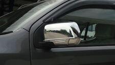 Fit For Chevrolet Trailblazer 2012-2014 Chrome Mirror Wing Cover Trim 1 Pair