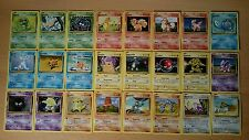 Pokemon Karten - XY12 Evolution - alle Common Pokemon im Set