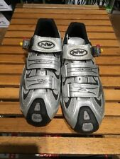 NORTHWAVE TYPHOON SBS ROAD CARBON SOLE SHOES 41