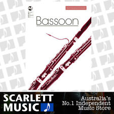 AMEB Bassoon Technical Workbook 2011 Current Edition Work Book *BRAND NEW*