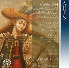 Galuppi/Facco/Pampani - Venetian Composers In Guatemala and Bolivia - Music