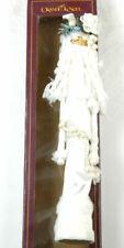 """Carved Wooden Santas of The World 1909 Poland 15 1/2"""" Grandeur Noel I425"""