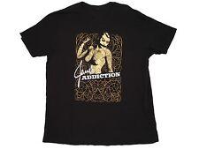 JANES ADDICTION 2009 TOUR BAND T SHIRT RARE VINTAGE ROCK 90s X-LARGE FRONT BACK