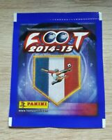 Panini 1 Tüte Foot 2014 2015 Bustine Pack Sobre Pochette Ligue 1 14 15 France