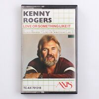Kenny Rogers - Love Or Something Like It - Cassette Tape [TC-AX 701318] (1978)