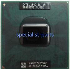 Intel-Core 2 Duo T9900 mobile 3.06GHz 6M 1066MHz SLGEE Laptop CPU Processor