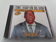 "LIONEL HAMPTON BIG BAND ""JAZZ A LA HUCHETTE"" CD 10 TRACKS"