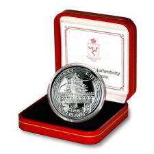 Isle of Man Beijing Olympics Rythmic Gymnastics Proof Silver Crown 2008 Mint Box