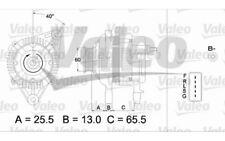 VALEO Alternador 95A 437335