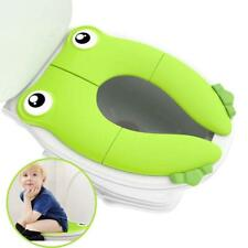 Foldable Potty Toilet Training Seat Toddler Portable Toilet Seat With Carry Bag