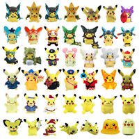 Pokemon Pikachu Mega Sableye Libre Lucario Audino Altaria Plush Toy ETC Optional