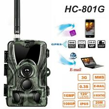 SunTek HC-801G 16MP 3G MMS GPRS HD 1080P Video Wildlife IR Trail Hunting Camera