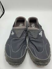 Speedo Water Shoes Mens Size 12 Black. Preowned
