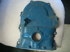 ORIGINAL 1963 - 68 FORD MUSTANG FE 390 427 428 428CJ 428SCJ  TIMING COVER C3AE-6