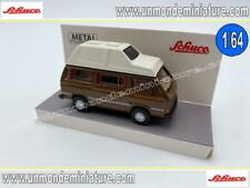 VW T3 Camping Car Brown SCHUCO - SC 452017900 - Echelle 1/64