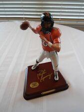 *Rare* Danbury Mint Peyton Manning Denver Broncos Nfl Limited Edition Figure