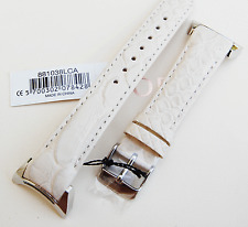 Pandora Imagine Watch Off-White (Cream) Leather Band + Stainless Steel Buckle