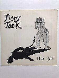 The Fall- Fiery Jack.  Punk/new Wave