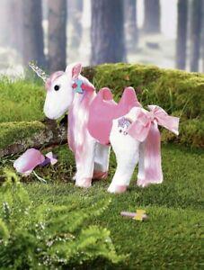 Zapf Creations Brand New Baby born Animal Friends Unicorn - Interactive