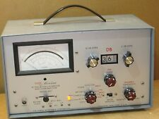 Narda 441F Microline Attenuation Calibrator And VSWR Amplifier