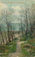 BROOKLYN NY – View near Fort Hamilton - 1913