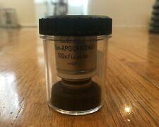 Zeiss Plan Apochromat 100x140 Oil Dic 017 Microscope Objective 440782 9902