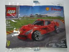 SHELL Exclusive LEGO  Ferrari F12 Berlinetta Racer Car Polybag Sealed - 40191