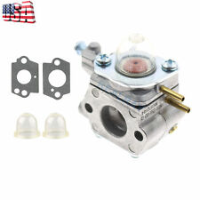 New Carburetor Carb 753-06190 for Mtd Cub Cadet Bc210 Bc280 Cc212 Cs202 Ss270