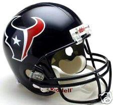 Houston Texans Riddell NFL Football Team Deluxe Full Size Helmet
