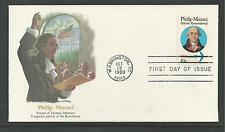 # C98  PHILIP MAZZEI AIRMAIL 1979 FLEETWOOD First Day Cover