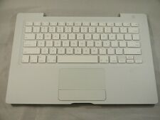 *NEW* Keyboard TouckPad TopCase white for MacBook A1181