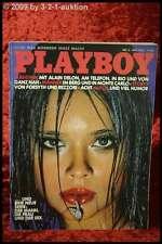 PLAYBOY (D) maggio 1982 5/82 per il compleanno Anne Parillaud