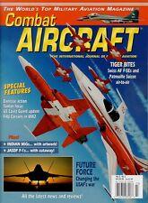 COMBAT AIRCRAFT V6 N3 WW2 USMC VOUGHT F4U CORSAIR VMF / SWISS AF F-5 AEROBATIC D