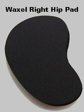"Waxel 1/2"" Thick Small Right Hip Pad - Great Impact Protection!"