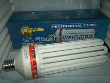 Lampada CFL bulbo bulb 250W Agro 2100°K red+white grow+bloom crescita+fioritura