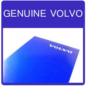 GENUINE VOLVO S40 / V50 (08- 4CYL) AIR FILTER