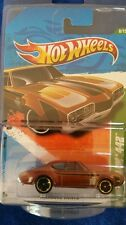 2011 Hot Wheels 58/244 Treasure Hunt 1968 '68 Olds 442 8/15 black and gold rim