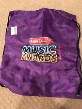 Radio Disney Music Awards drawstring Backpack and light up wristband
