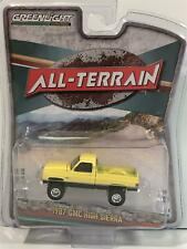 1987 GMC High Sierra All Terrain 1:64 Scale Greenlight 35150C