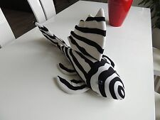 24 inch Jumbo Zebra Pleco That Glows!!! x